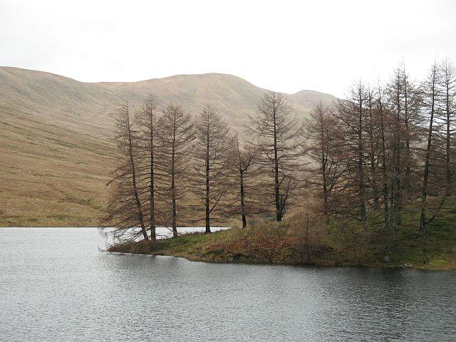Auchengaich Reservoir