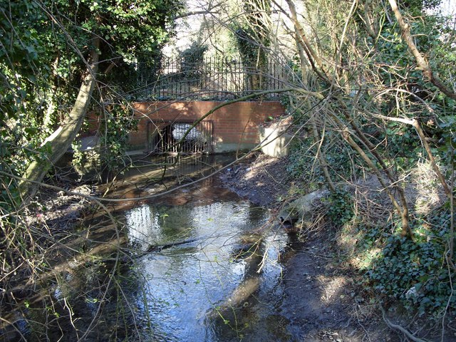 Natural area, Cherry Hinton Park