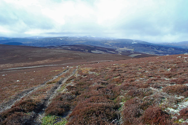 Track to Geallaig Hill