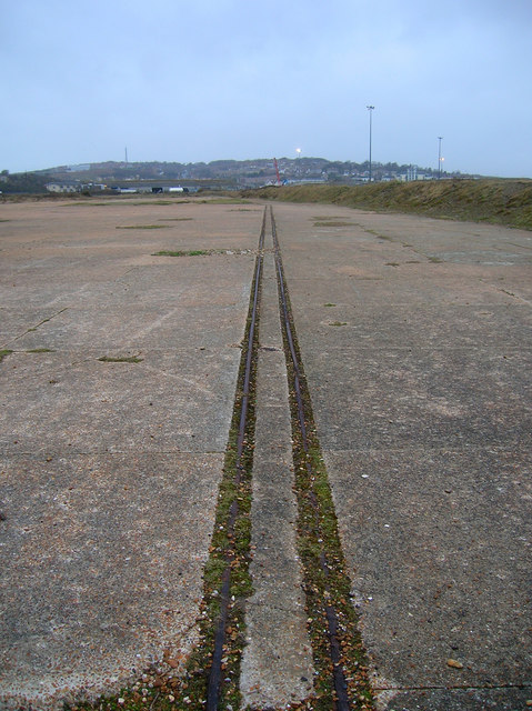 Site of RNAS Newhaven