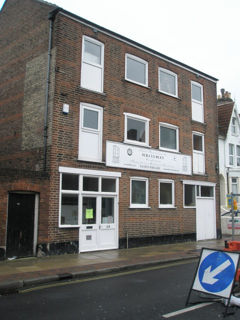 Small business in Waverley  Road