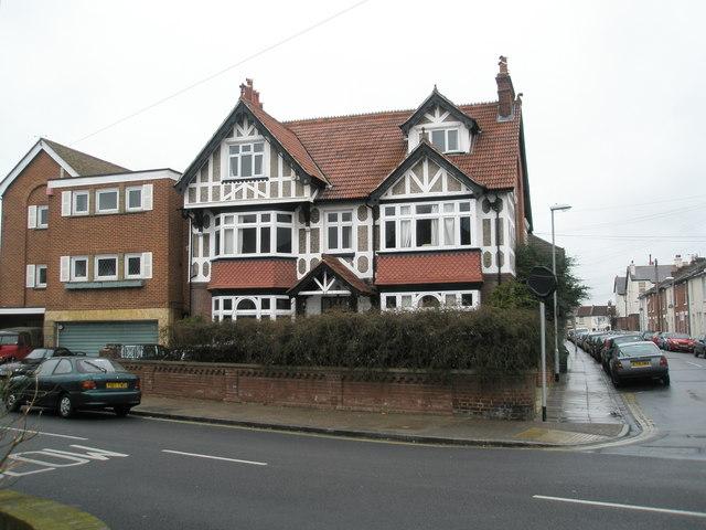 Splendid house in Waverley Road