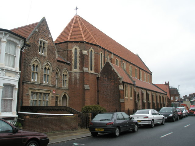 St Swithins RC Church