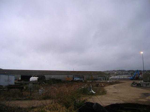 Warehouse, Newhaven Port Authority