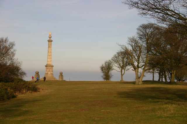 Coombe Hill Boer War Monument