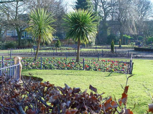 Formal Gardens, Pearson Park, Hull
