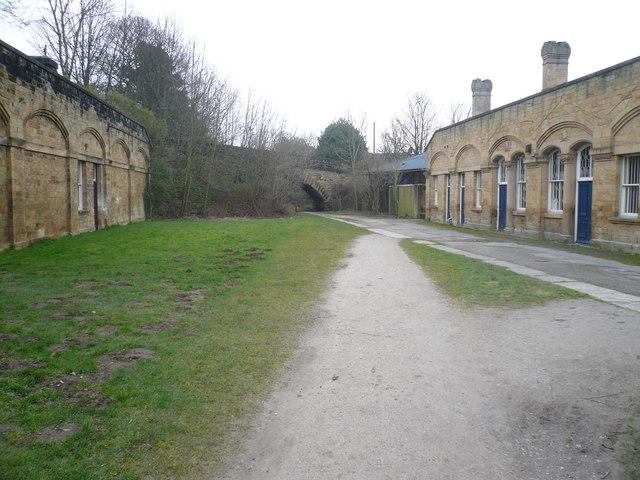 Former Bakewell Station