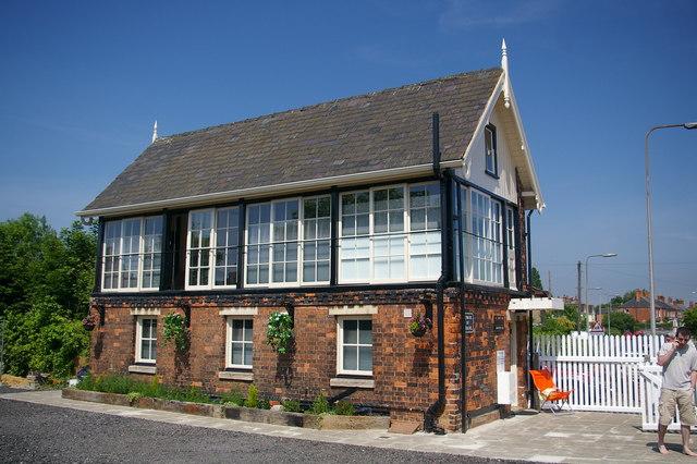 Signalbox home