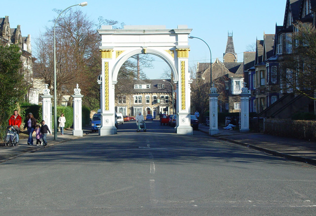 The Entrance to Pearson Park, Hull