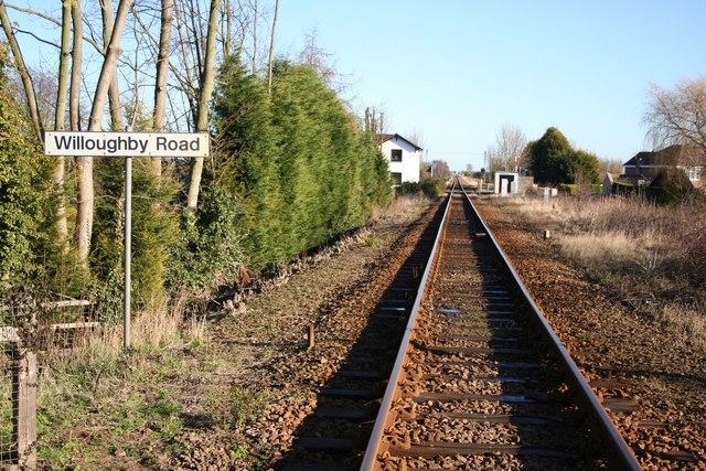 Line to Skegness