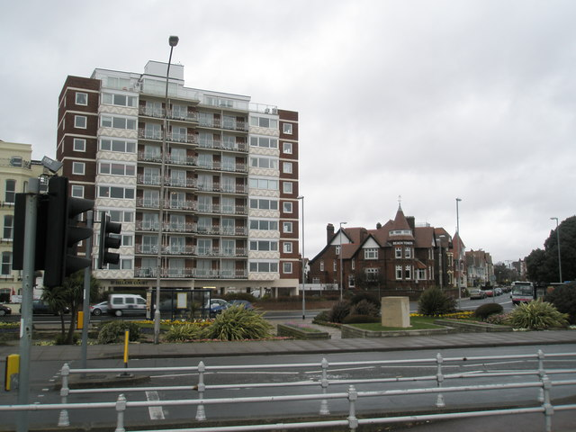 Flats in St Helen's Parade