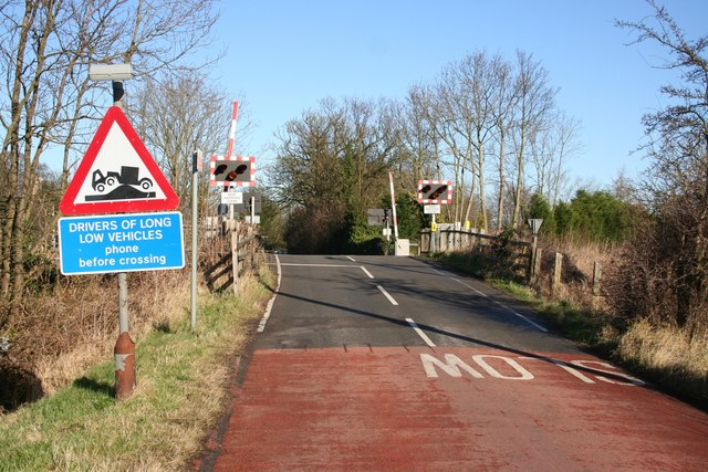 Willoughby Road crossing
