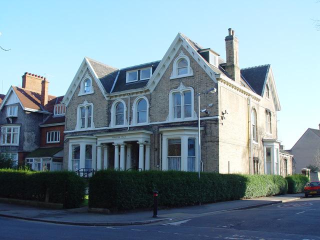 Kingston Villa, Pearson Park, Hull