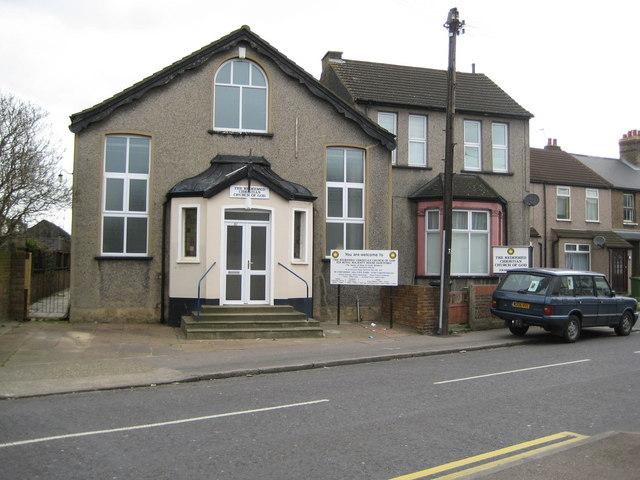 Dartford: The Redeemed Christian Church of God
