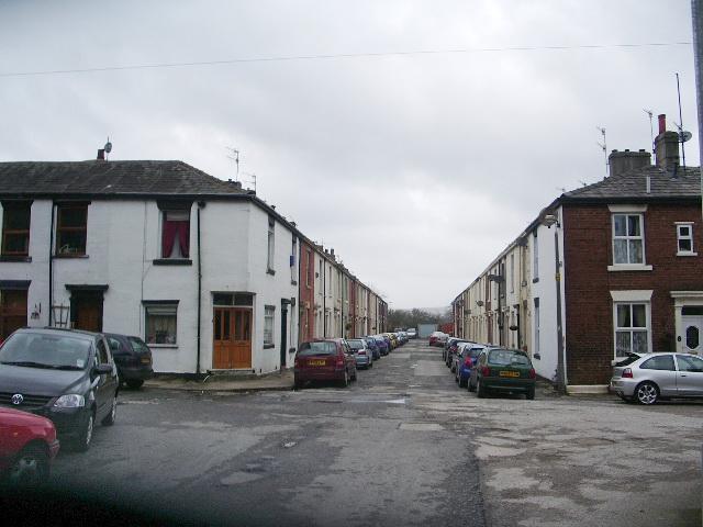 Longworth Road, Billington