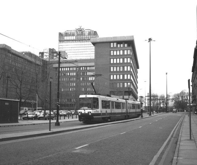 Aytoun Street, Manchester