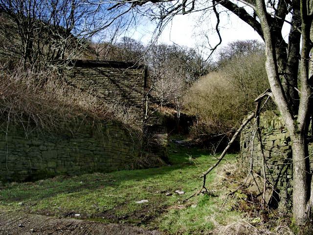 Cob Castle Road, Haslingden