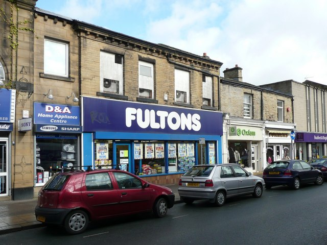 28 to 32 Commercial Street, Brighouse