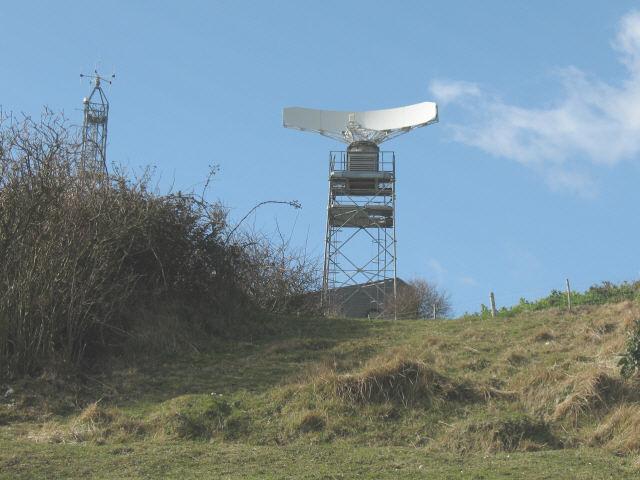 Coastguard radar station, Dover (2)