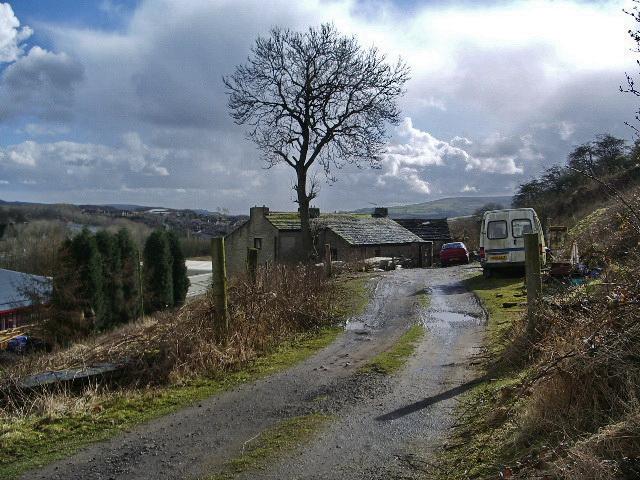 Hutch Bank Farm, Haslingden