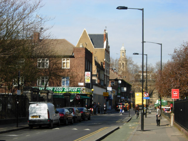 Pitfield Street, Hoxton