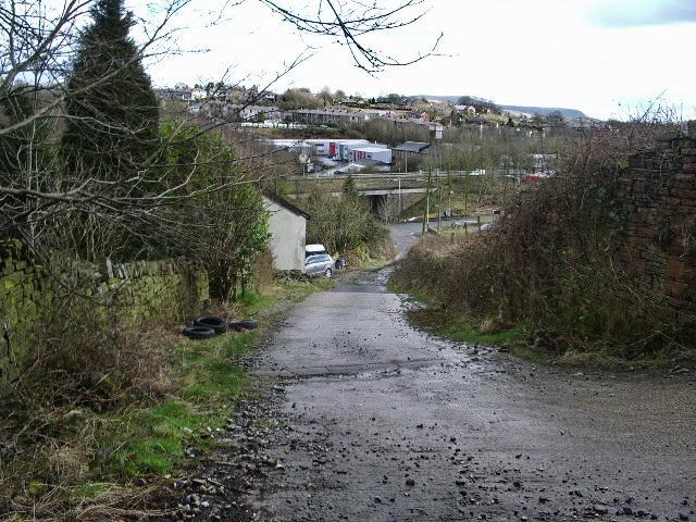 Flip Road, Haslingden