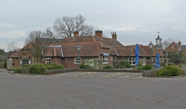 The White Horse, Broughton Astley