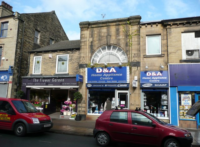 44 and 46 Commercial Street, Brighouse