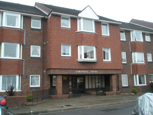 Cornwell Court, Haslemere Road