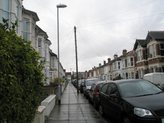 Canterbury Road, Southsea