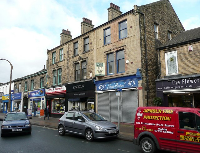 56 to 60 Commercial Street, Brighouse
