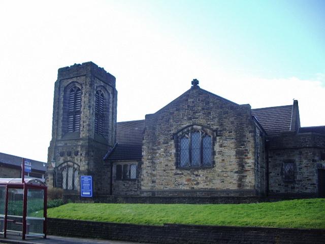 Shipley United Reformed Church, Bradford Road