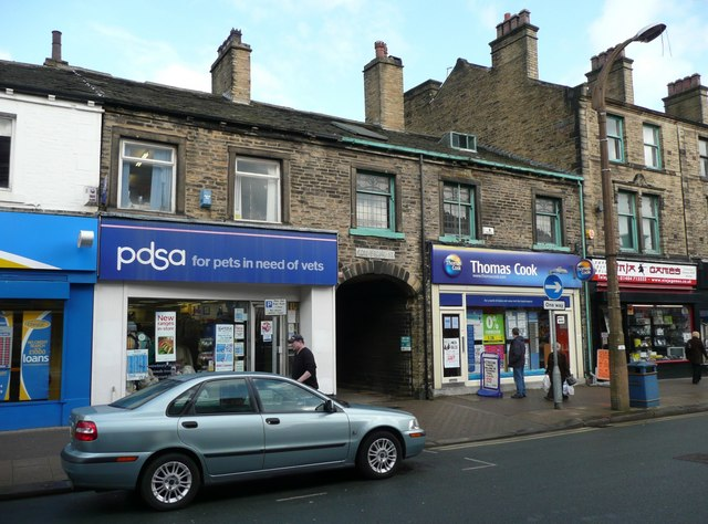 64 and 66 Commercial Street, Brighouse
