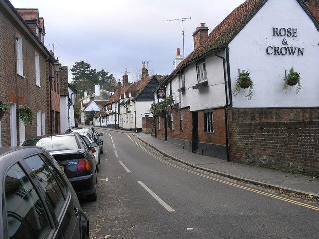 St Michael's Street