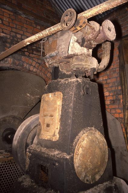 Steam fan, Six Bells Colliery