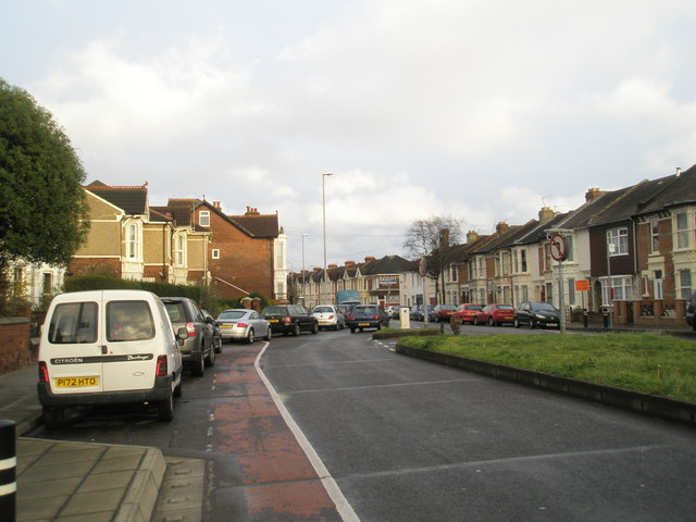 Green in Devonshire Avenue