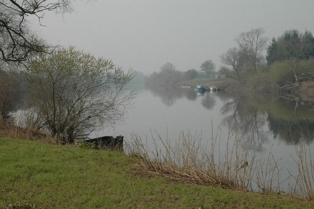 River Severn at Deerhurst