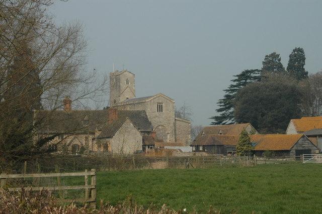 Saxon Church at Deerhurst
