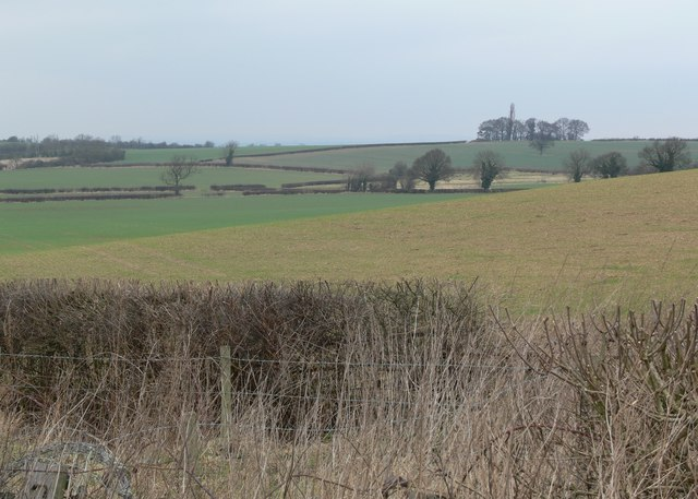 Leicestershire farmland