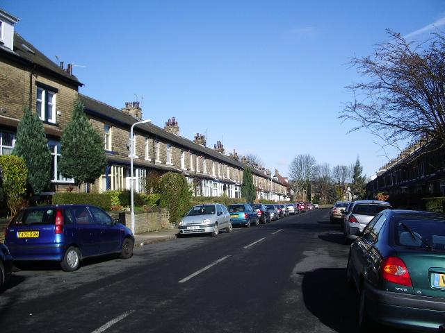 Ferndale Grove, Shipley