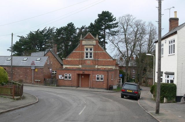 Dunton Bassett village hall