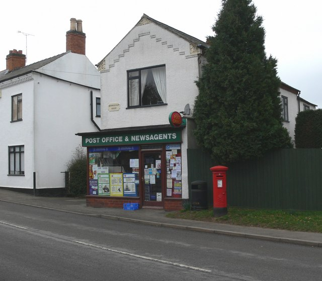 Dunton Bassett Post Office & Newsagents