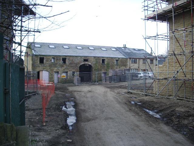 New Hall Farm, Rooley Lane, Bradford