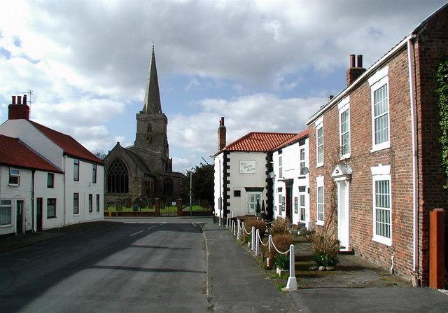 Main Street, Ottringham