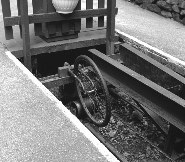 Speedometer, Shipley Glen Tramway