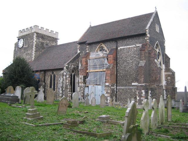 Stone: Parish Church of St Mary the Virgin