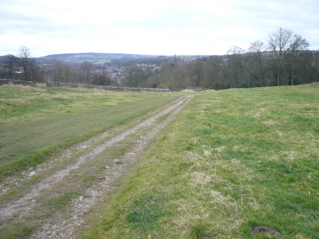 Bakewell - Footpath View