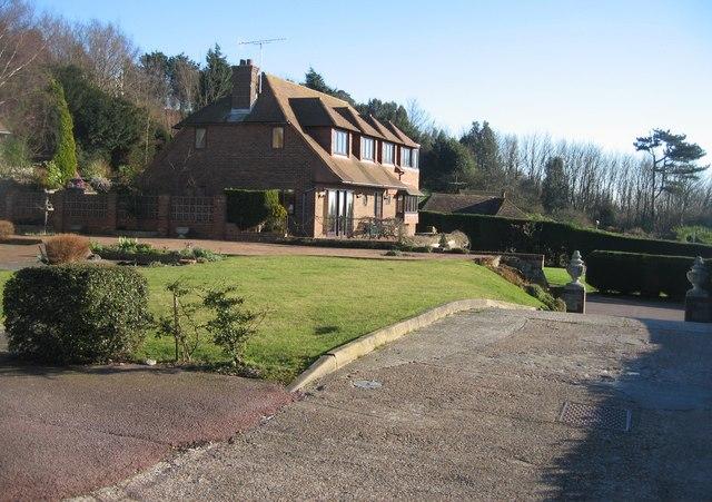 House in Bassett Close