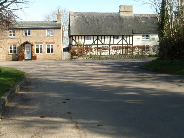 Corner Houses Thurning