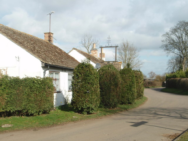 Pub with no beer, Thurning